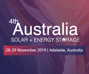 4th Australian solar and energy storage