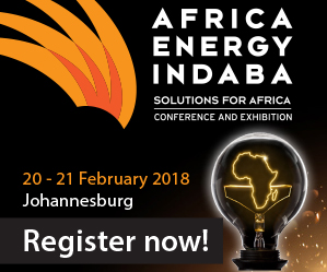 Africa Energy Indaba 2018 conference