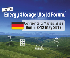 10th Energy Storage World