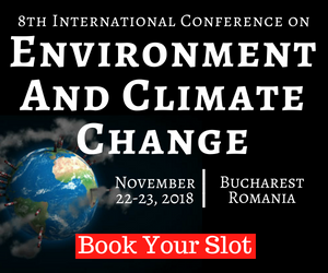 Environment and Climate Change Conference 2018