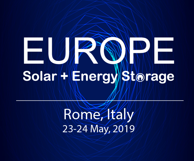 EUROPE SOLAR + ENERGY STORAGE CONGRESS 2019 conference