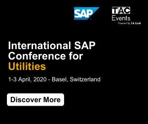International SAP conference for utilities 2020