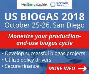 US Biogas 2018 conference