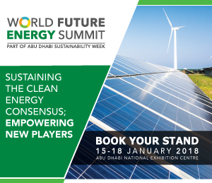 WFES World Future Energy Summit 2018