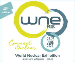 World Nuclear Exhibition 2020